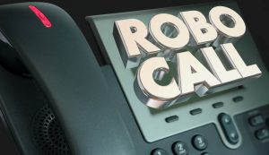 Robo Call Telephone Marketing