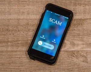 Robo Call Scam